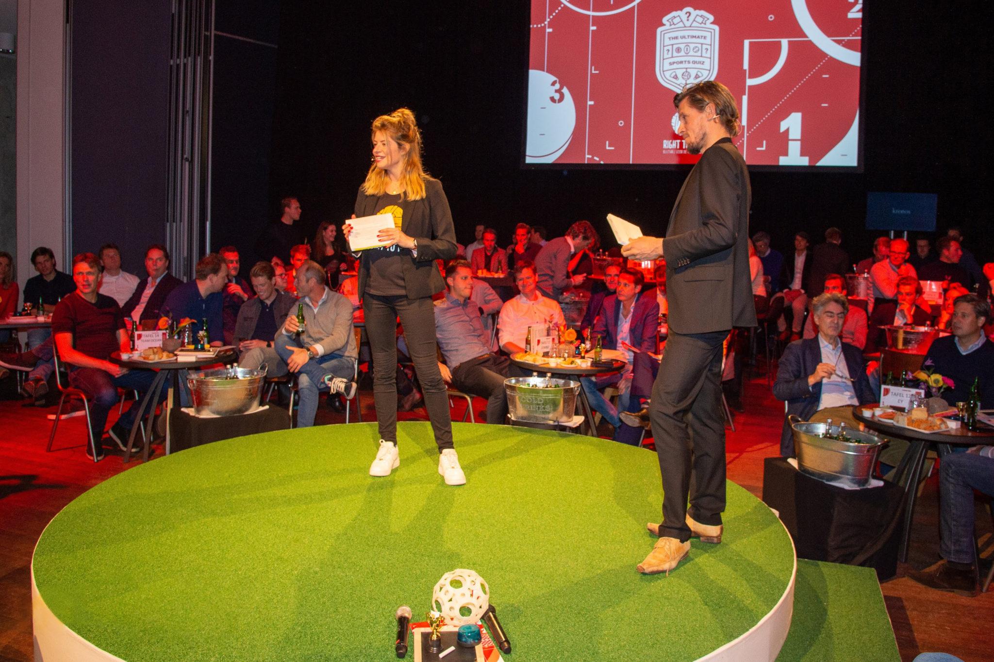 Right to Play Thijs Zonneveld & Tessa Veldhuis